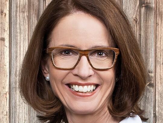 Porträt Susanne Vincenz-Stauffacher