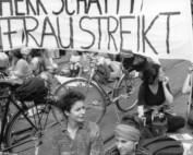 Frauen streiken 1991