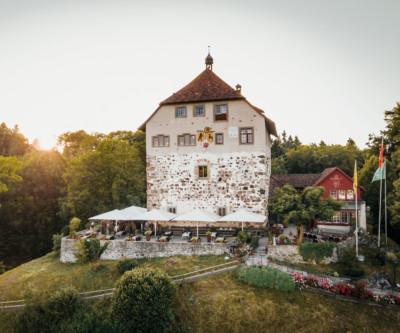Bild vom Schloss Oberberg